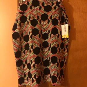 LuLaRoe Disney Cassie skirt new with tags.